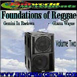 Foundations Of Reggae Vol 2 - Gemini In Raetowm