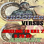 Juggling To Kill Pt 2 - Sound Trooper vs Amplex 2002