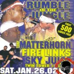 Rumble In The Jungle 2002