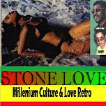 Stone love Millenium Culture Love Retro