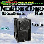 Foundations of Reggae Volume 1