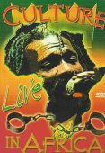 Culture Live In Africa on DVD & VHS Video