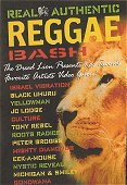 Ras Presents Real Authentic Reggae Bash on DVD & VHS Video